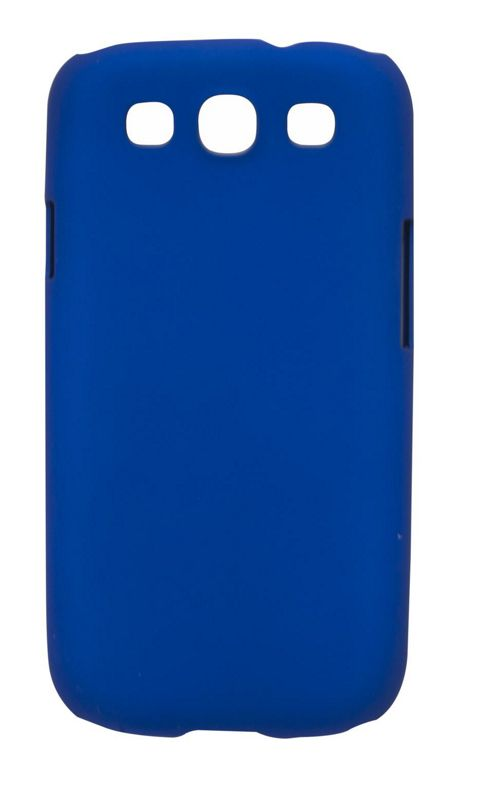 Tortoise™ Look Hard Case Super Thin Samsung Galaxy SIII Blue