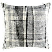 Grey Check Cushion