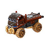 Hot Wheels Star Wars Cars - Chewbacca