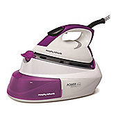 Morphy Richards 333001 Steam Generator Iron 2600w, 1.8m, 1L, Purple