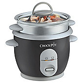 Crock-Pot Rice Cooker, 0.6L - Grey