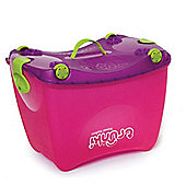 Trunki Ride On Travel Toy Box in Pink
