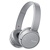 Sony MDR-ZX220 BT Bluetooth On-Ear Grey