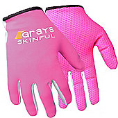 Grays Skinful Hockey Gloves - Pink