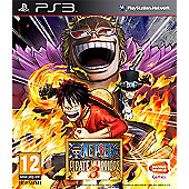 One Piece: Pirate Warriors 3 PS3