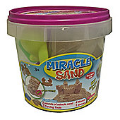 Miracle Sand Fun Kinetic Sand - 2 pounds - Vehicle Moulds
