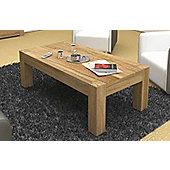 Baumhaus CMR08B Atlas Solid Oak Coffee Table
