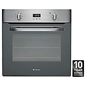 Hotpoint SHS33XS, Stainless Steel, Built-in Electric, Single Cavity, Single Oven, 60cm