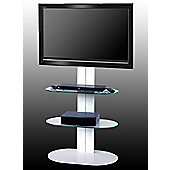 OMB Totem 1500 TV Stand - White