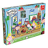 Ben and Holly's Little Kingdom - Ben's Busy Bedroom Puzzle - 35 Pieces