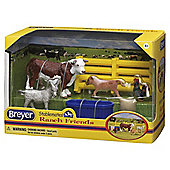 Hornby Breyer Stablemates Ranch Friends