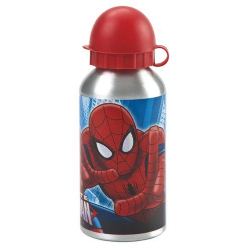 Spider-Man Children's Aluminium Drinking Water Bottle
