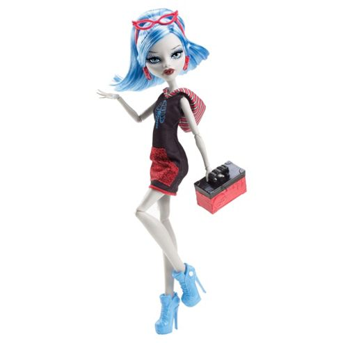 Monster High Scaris Ghoulia Yelps Doll