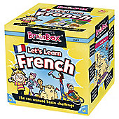 BrainBox Learn French Learning French