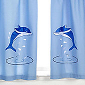 Dolphin Curtains 54s