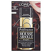 L'Oréal Mousse Absolue 465 Dark Burgundy Red