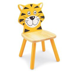 Pin Tiger Chair