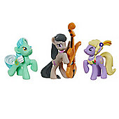 My Little Pony Mini Three Pack - Groovin' Hooves Set
