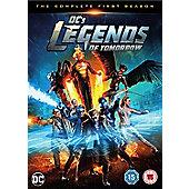 DC Legends of Tomorrow DVD