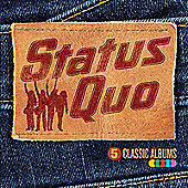 Status Quo - Five Classic Albums (5CD)