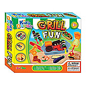Kid's Dough Grill Fun