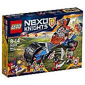 LEGO Nexo Knights Macys Thunder Mace 70319