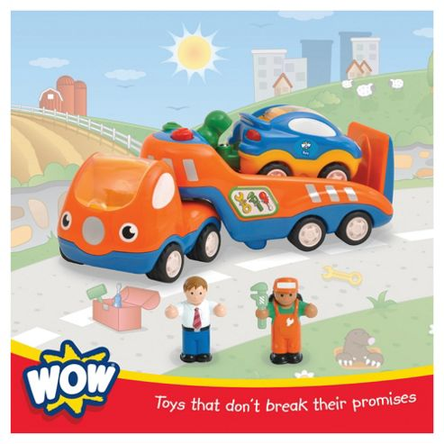 WOW Toys Tow Truck Tim and Rolling Ray
