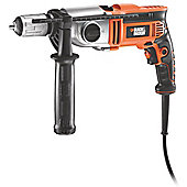 Black & Decker Percussion drill 13mm keyless chuck 240v KR805K