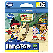 VTech InnoTab Game - Jake & The Never Land Pirates