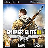 Sniper Elite 3 (PS3)