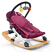 Concord Rio Baby Rocker with Toy Bar (Pink)