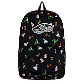 Vans Toy Story Andy's Toys Backpack, Black