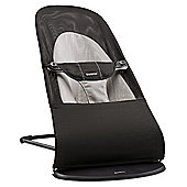 BabyBjorn Balance Soft Bouncer Soft Mesh (Black/Grey)