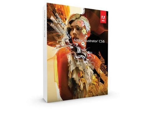 Adobe Illustrator CS6 (Windows)