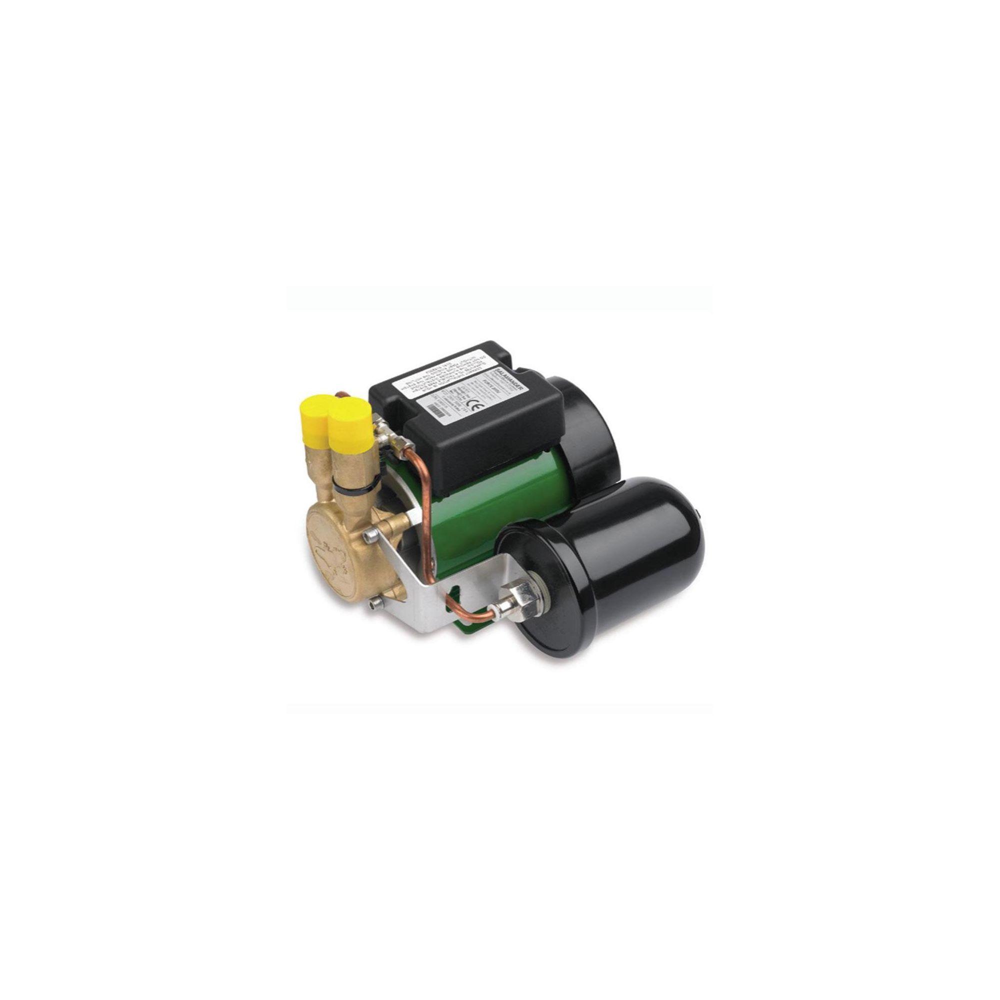 Salamander Force 20 SU Universal Single Impeller Shower Pump, Positive or Negative Head, 2.0 Bar at Tesco Direct