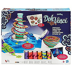 Play-Doh Vinci Spot Light Spin Studio