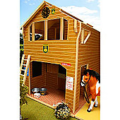 Brushwood Bt1500 Riding School - 1:12 Farm Toys