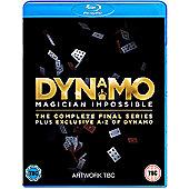 The A to Z of Dynamo Blu-ray