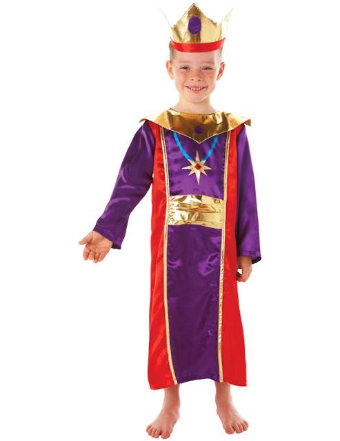 King - Child Costume 5-8 years