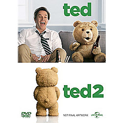 Ted / Ted 2 DVD