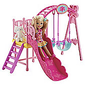 Barbie Chelsea Swing Playset