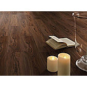 Westco 8mm V-Groove Glossy Plank Canyon Mordilla Laminate Flooring - Pack Size: 2.13m2