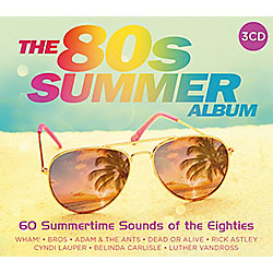The 80's Summer Album (3CD)