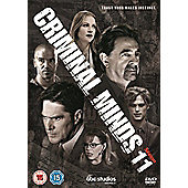 Criminal Minds - Season 11 DVD