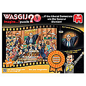 Wasgij Imagine General Election Special Liberal Democrats 1000-Piece Jigsaw Puzzle
