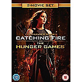 The Hunger Games Twin Pack DVD