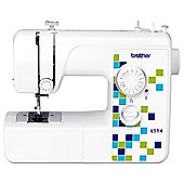Brother LS14 Sewing Machine White