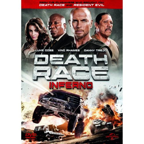 Death Race: Inferno (DVD)