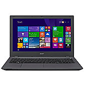 "Acer Aspire E5 15.6"" Intel Celeron Windows 10 4GB RAM 500GB Laptop Grey"