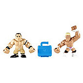 WWE Slam City 2 Pack - Dolph Ziggler and John Cena 6 inch Figures